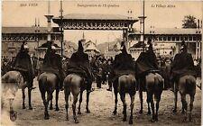 CPA LYON Inauguration de l'Exposition.Le Village Alpin (442068)
