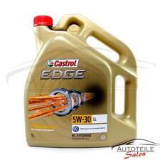 5L. Castrol EDGE Motorenöl LL 5W-30 VW MB SKODA KANISTER 229.31 229.51 50400 507