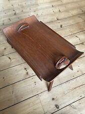 More details for rare vintage mcm folding tray - the centurion by paragon.