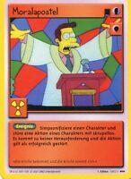 Simpsons Karte - Moralapostel