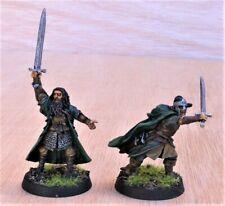 Warhammer LOTR-noticias y Halbarad, Metal