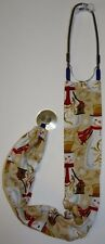 Snowmen Stethoscope Cover/Scope Coat