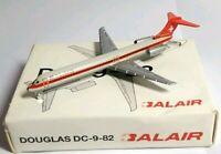 SCHABAK 1:600 SCALE DIECAST BALAIR DOUGLAS DC-9-82 - 904/55