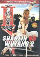 Shaolin vs Wutang 2 DVD from the Director Of The Buddhist Fist English Subtitled