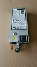More details for dell 750w hs 80+ power supply for poweredge r520/r620/r720/t320/t420 - 5nf18