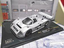 MAZDA 787 Gr.C Le Mans Test Car Testcar 1991 Weidler silber silver IXO 1:43