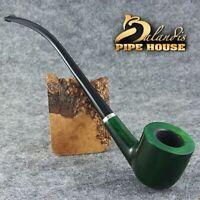 BALANDIS Original Handmade Tobacco SMOKING PIPE - 11 CHURCHWARDEN - WIZARD Apis