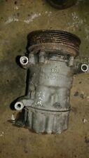 Peugeot 308 1.6 Hdi 2010 Ac Aircon Compressor 9670318880