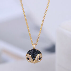 Kate Spade New York  Golden penguin necklace