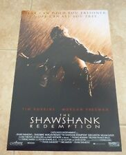 Shawshank Redemption Movie Color 12x18 Photo Picture--DAMAGE