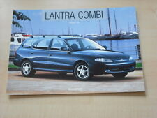 54162) Hyundai Lantra Combi Prospekt 1996