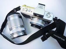 Olympus PEN E-P1 12.3 MP Digital Camera - Silver (Kit w/ 17mm Lens), viewfinder