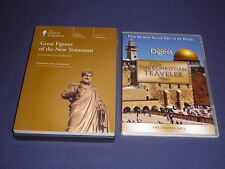 Teaching Co Great Courses DVDs   GREAT FIGURES of the NEW TESTAMENT  new + BONUS