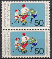 835 postfrisch Paar senkrecht BRD Bund Deutschland Briefmarke Jahrgang 1975