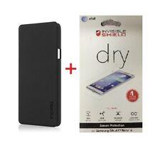 Incipio Highland Flip Cover Case+ZAGG Screen Protector For Samsung Galaxy Note 4