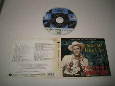 JOHNNY HORTON/Take Me Like I Am ( BCD 16354 AH) CD Album