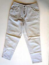 Brax Jutta 2 Jeans Hose Beige Uni Gr. 42 L32