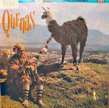 LUIS DURAND R. SOL DEL PERU quenas LP SONO RADIO PEROU el indio y su quena VG++