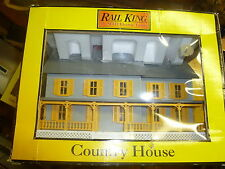 MTH RAIL KING  O-Scale #30-9003  COUNTRY HOUSE, LIGHTED EXC. OB