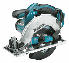 Makita 18v LXT BSS611 Circular Saw and Plastic Case