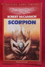 Scorpion - Robert McCammon - Presses de la Cité