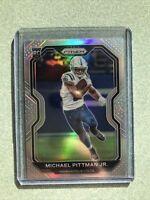 Michael Pittman Jr Silver Prizm Rookie Card 2020 Panini Prizm #333 Colts RC🔥
