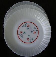 "Set of 3 Termocrisa 7"" Plates - Pretty!"