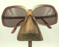 Vintage Shuron Pink Purple Oversized Butterfly Sunglasses Frames USA FRAMES ONLY