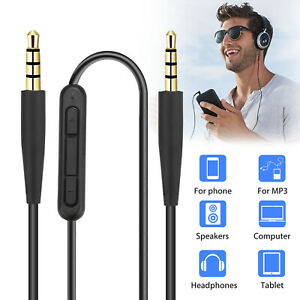 Replacement Audio Cable Cord for Bose Soundtrue/Soundlink Bose OE 2 Headphones