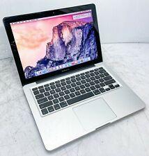 Apple MacBook Pro A1278 Late 2011 Intel Core i5-2435M 4GB 500GB HDD