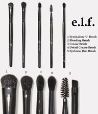 e.l.f. Makeup Brushes 5 eye brush bundle lot set