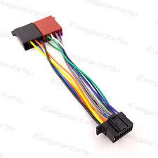 ISO Adapter SONY CDX-GT 270MP 274MP 470UM 472UM 474UM 570UE 570UI 574UI
