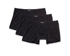 Ceceba - Boxer Pants - 3er Pack - schwarz  - Größe M / 5