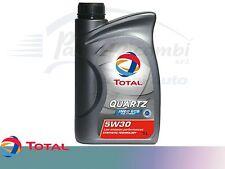 OLIO TOTAL QUARTZ INEO 5W30 ECS C2 (ORIGINALE CITROEN PEUGEOT TOYOTA) 1 LT