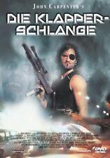 Die Klapperschlange, DVD, wie neu, John Carpenter, Kurt Russell