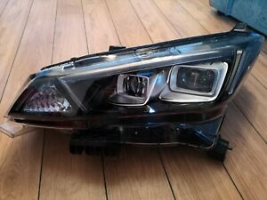 Original 2018 Nissan Leaf LEFTFRONT HEADLIGHT