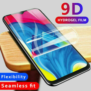 For SAMSUNG Galaxy NOTE 8 9 10 Plus 20 Ultra TPU Hydrogel FILM Screen Protector