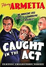 Caught In The Act DVD