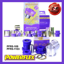 Mini Paceman 4WD 13-16 Powerflex RrCtrlArmBushes+TrailArm FrBushes PFR5-109/1103