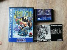The Adventures Of Batman & Robin Sega Mega Drive Complete Megadrive