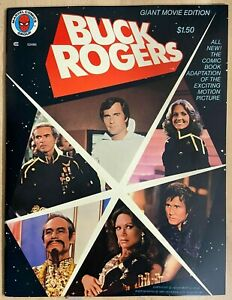 BUCK ROGERS GIANT MOVIE EDITION! (Marvel/Western, 9/1979) beautiful VF/NM copies