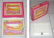 IL SALVADANAIO DI BARBIE Mattel art 2938 Barbie Bank Money BOX anni 70/80