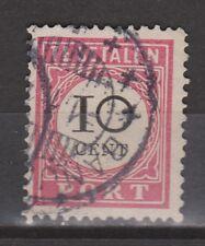 Port 16 used Nederlands Indie Netherlands Indies due