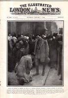 1916 London News January 1 - Tigris; Persia, Serbia Campaigns; Japanese enthrone