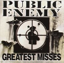 Public Enemy Greatest Misses CD NEW SEALED