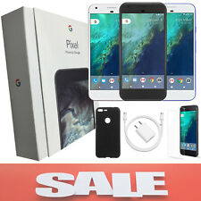 Google Pixel XL (FACTORY UNLOCKED) 32GB | Quite Black/Really Blue/Very Silver!