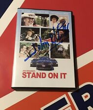STAND ON IT Autographed By John Schneider Dukes Of Hazzard General Lee Bo BANDIT