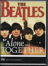 THE BEATLES ALONE AND TOGETHER - NEW DVD FREE LOCAL POST
