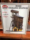 Model Power 410, HO Scale, Bors Coaling Station, Building Kit