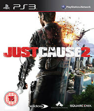 Just Cause 2 ~ ps3 (in Super Zustand)